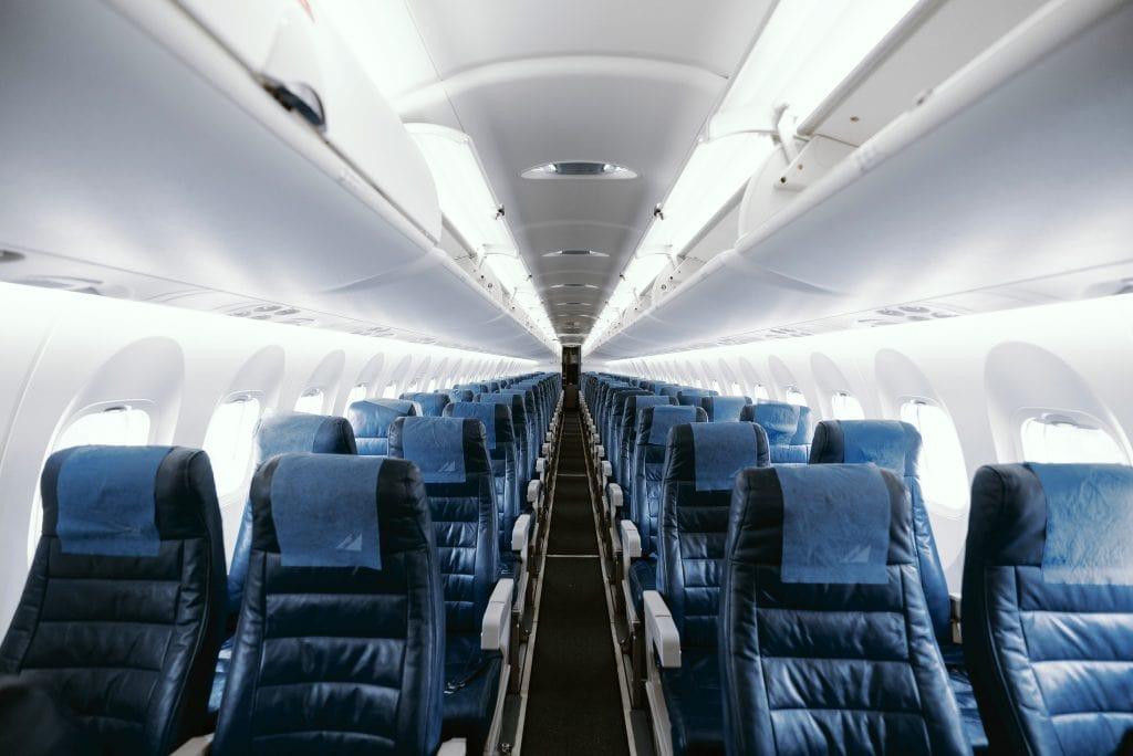 飛行機用難燃性ポリカーボネート