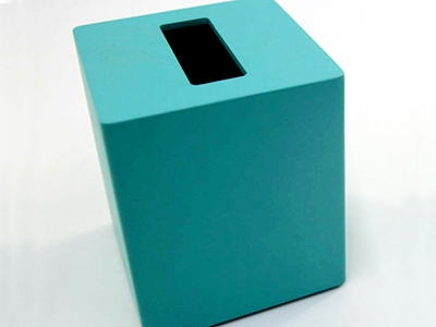 アクリルティッシュボックス