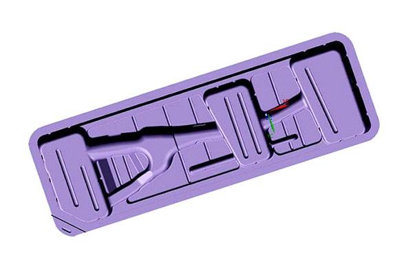 ポリカーボネート部品の射出成形