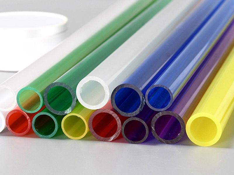 カラーアクリル管