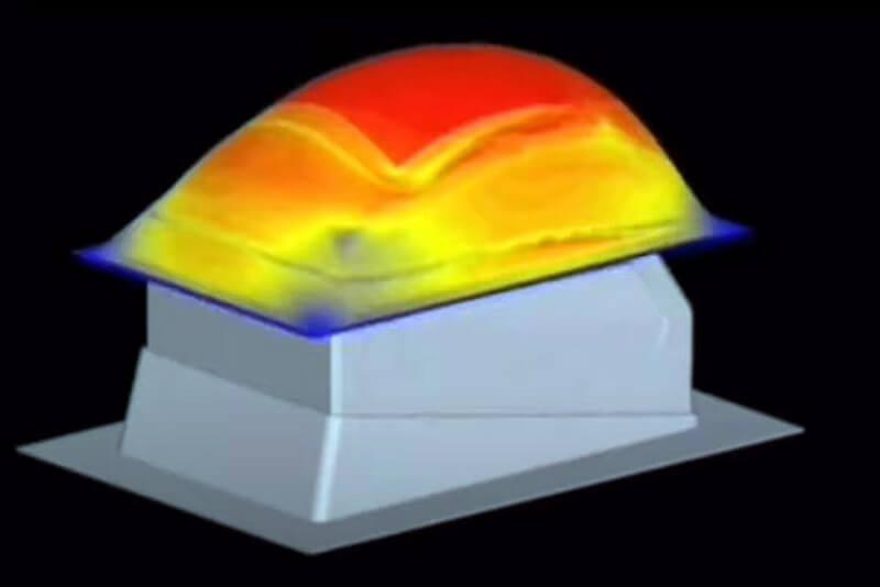 熱成形ポリカーボネート樹脂