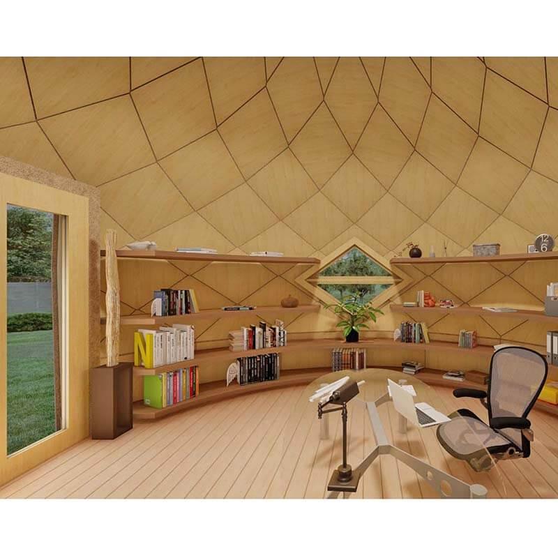 小屋用ジオデシックドーム